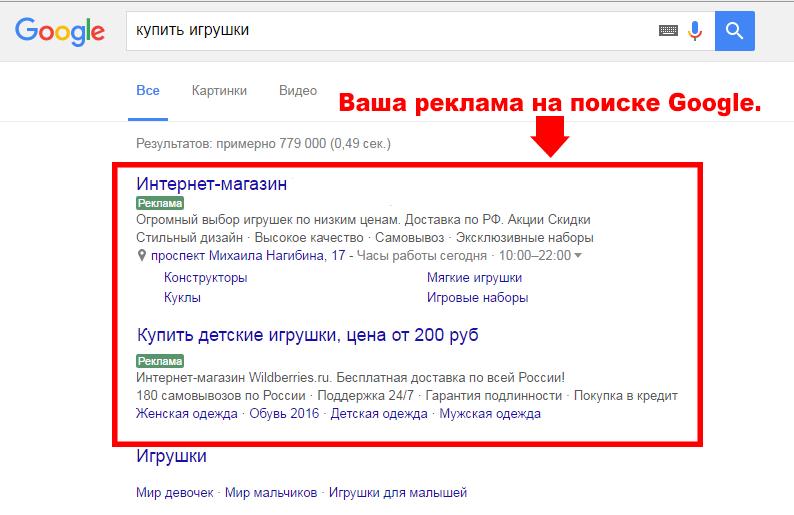 Моя реклама www yandex ru маркетинговые задачи сайта